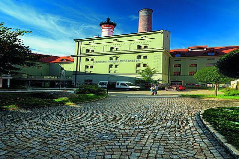 1. Radnice, Písek - panoramatická senzitivní mapa, foto: Archiv Vydavatelství MCU s.r.o.