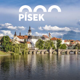 Milevsko - město s bývalým premonstrátským klášterem, který patří mezí nejstarší a nejvzácnější památky jižních Čech, foto: Archiv Vydavatelství MCU s.r.o.