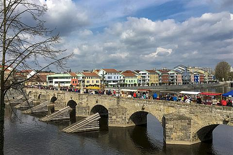 Písek - A Town in the Heart of Southern Bohemia, photo by: Archiv Vydavatelství MCU s.r.o.