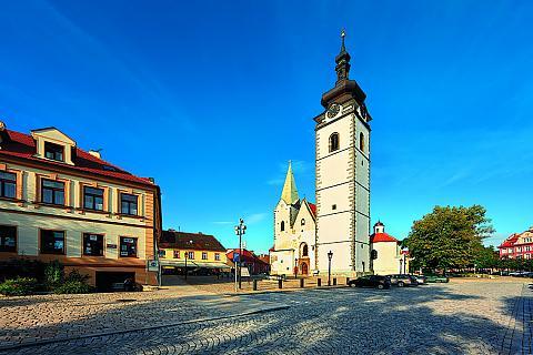 Dotkni se Písku - town celebration in Písek